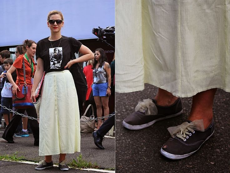 my berlin fashion: MEET THE COOL PEOPLE | LONG SKIRT STREET STYLE TREND