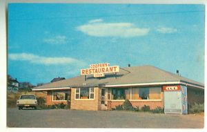 davis wv stores | ... PHOTO-POSTCARD-COOPERS-RESTAURANT-DAVIS-WV-BLACKWATER-FALLS-STATE-PARK