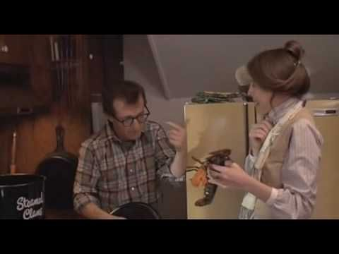 Lobster scene from Woody Allen's 'Annie Hall' included in my post 'A Funny Thing Happened on the Way to the Colosseum'