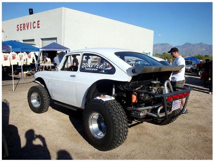 Baja Type 3 Fastback