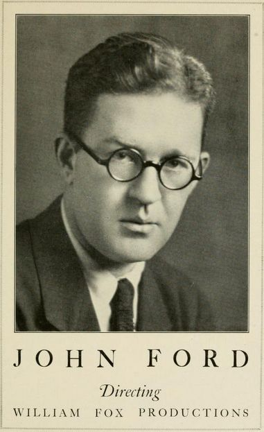 John FORD 1894 - 1973 usa les raisins de la colère - qu'elle était verte ma vallée -la prisonnière du désert - la chevauchée fantastique -