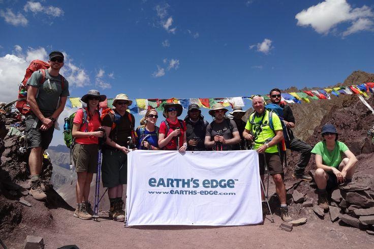 Stok Kangri with Earth's Edge