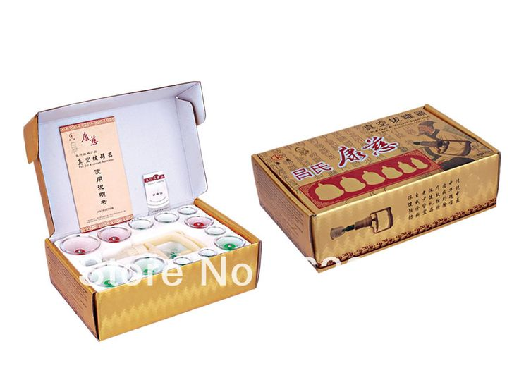 Find More Massage & Relaxation Information about FREE SHIPPING KC Deluxe Vacuum Cupping Therapy Set 12 Cups With Gift Box Chinese cupping treatment,High Quality cup temperature,China cup cake display stand Suppliers, Cheap cup beer from Ribon Healthcare Online Store on Aliexpress.com