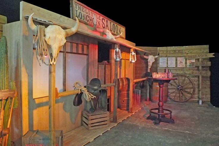 Tips voor decoratie western feest