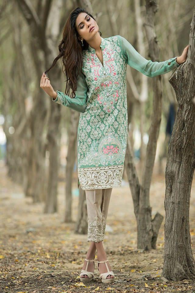 Zainab Chottani Dresses Collection 2016 Photo Gallery