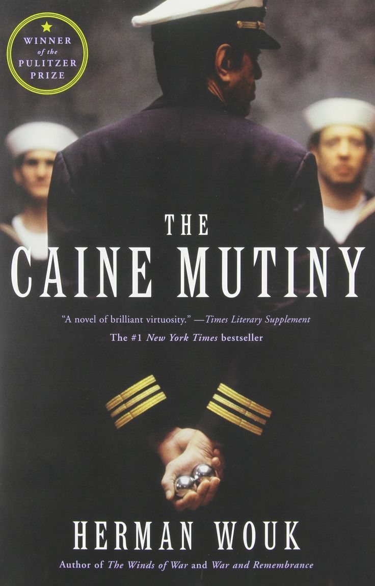 The Novel that Inspired the Now-Classic Film The Caine Mutiny and the Hit Broadway Play The Caine Mutiny Court-Martial Herman Wouk's boldly dramatic, brilliantly entertaining novel of life-and mutiny-on a Navy warship in the Pacific theater was immediately embraced, upon its original publication in 1951, as one of the first serious works of American fiction to grapple with the moral complexities and the human consequences of World War II.
