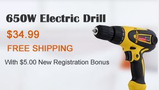 Free shipping !!The discount beyond our imagination Multifunctional Household Electric Tools Electric Drills Screwdrivers: