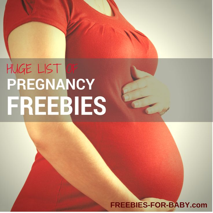HUGE list of pregnancy freebies and free baby stuff!  Free diapers, baby formula, baby samples, coupons, much more!  #pregnancyfreebies #freebabystuff