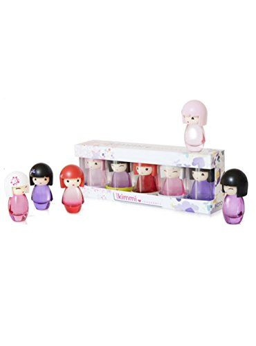 Kimmi Junior 5 pcs MINI SET Collection 5 x 0.16 oz (5 ml) EDT Splash Kids by Kimmi Fragrence -- Additional details @