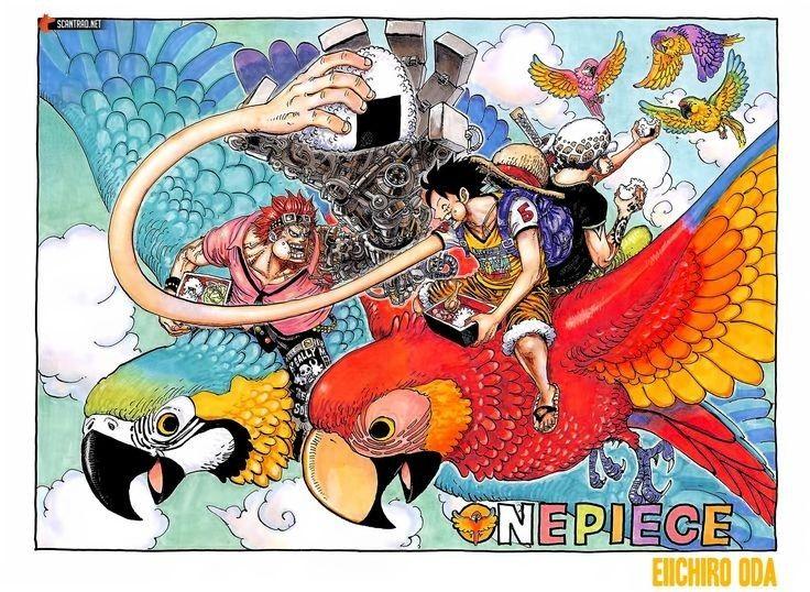 Pin by روان الصمادي on 0ne piece   One piece manga, One