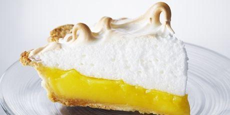 Anna Olson's Lemon Meringue Pie