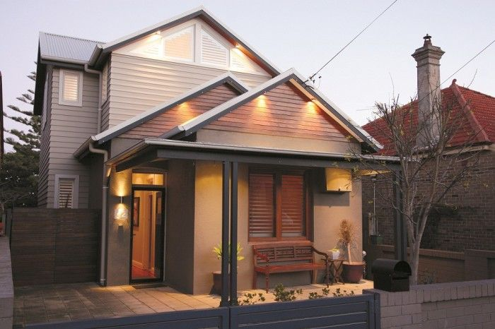 The weatherboard look on my new house - Katrina Chambers | Lifestyle Blogger | Interior Design Blogger Australia