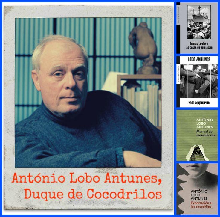 Antonio Lobo Antunes. Duque de Cocodrilos.