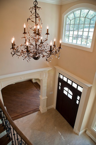 1000 Images About Foyer Chandeliers On Pinterest