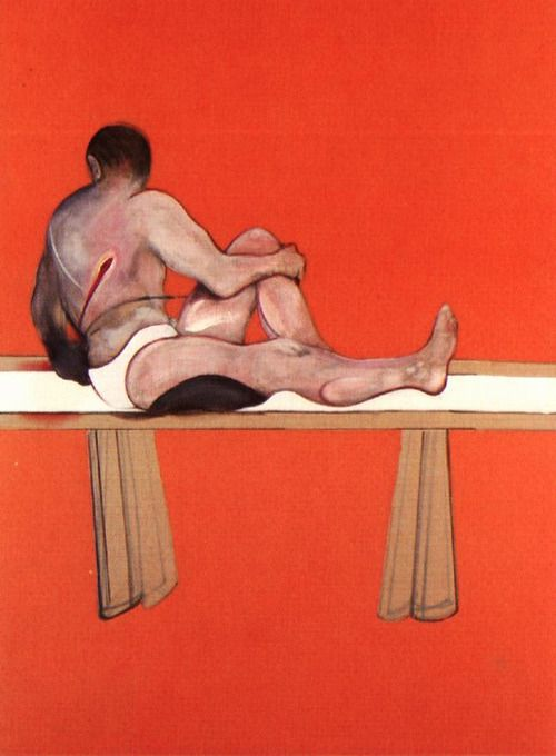 Francis Bacon (British, 1909-1992), Triptych - Studies for the Human Body, 1979…