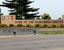 The Screaming Eagles, of the 101st Airborne – the Army's only Air Assault Division. Fort Campbell, Kentucky