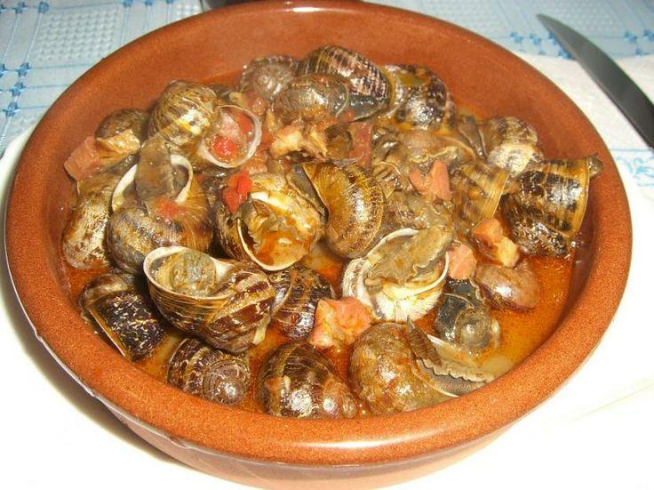 Blog Sardegna - Ricette di Sardegna:Lumache al sugo