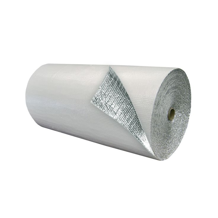 Double bubble insulation whitefoil 4 x 75 300 sq
