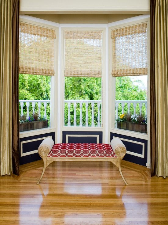 Bay Windows Design, Pictures, Remodel, Decor And Ideas   Page 9