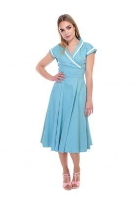 Yoshima Swing Dress