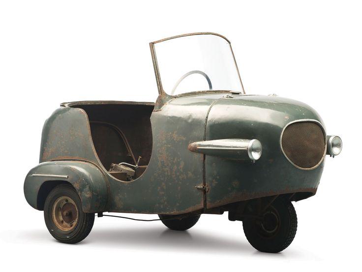 1953 Manocar Prototype…