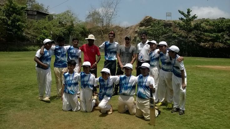 Khiladi Connect, Runners up at Kooh Sports tournament, along with Chief guest - Iandev Chauhan (Jammu & Kashmir Ranji team Captain.)