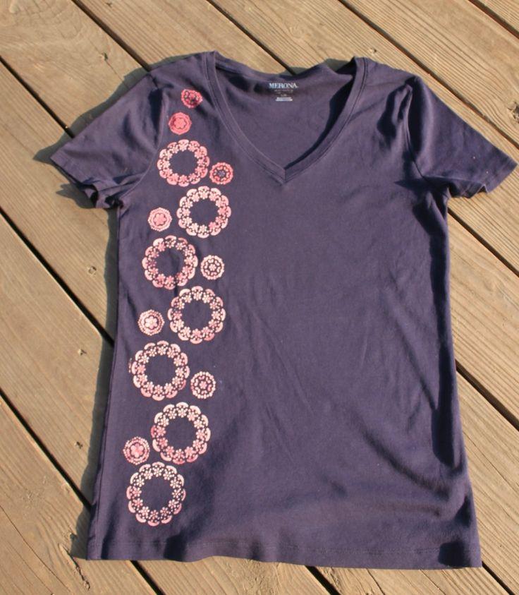 26 best bleach pen art images on pinterest bleach pen for How to bleach designs into shirts