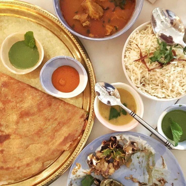 Chutnifyin'.  #indianrestaurant #indianfood #indianlisbon #chutnifylisbon #chutnify #foodie #batastes #beautyairlines