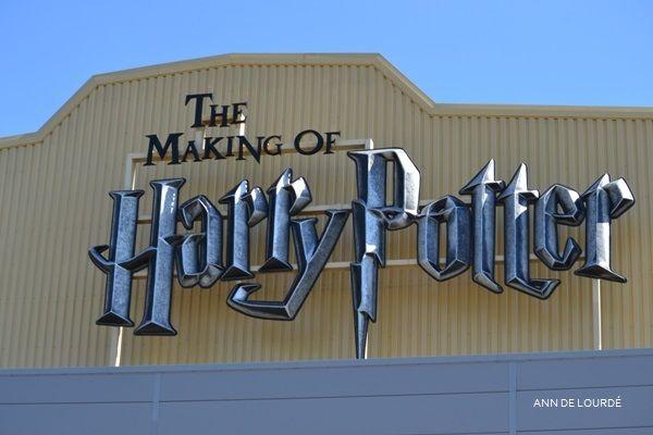 The Making of Harry Potter, Summer 2014, Warner Bros. Studio Tour London, Leavesden, England, United Kingdom.