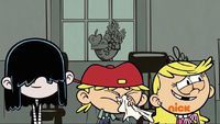 Image - The Loud House Heavy Meddle 30 Lucy Lana Lola.jpg | The ...