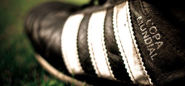 adidas Copa Mundial. Good old memories :)