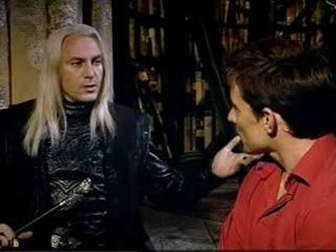 Jason Isaacs AKA Lucius Malfoy In The Order Of The Phoenix