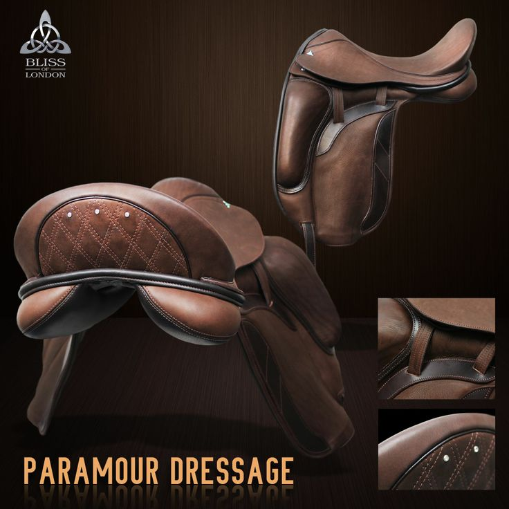 #saddle#paramour dressage# www.bliss-of-london.com