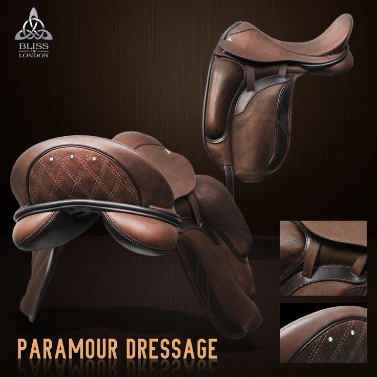 #saddle#paramour dressage# www.bliss-of-london.com