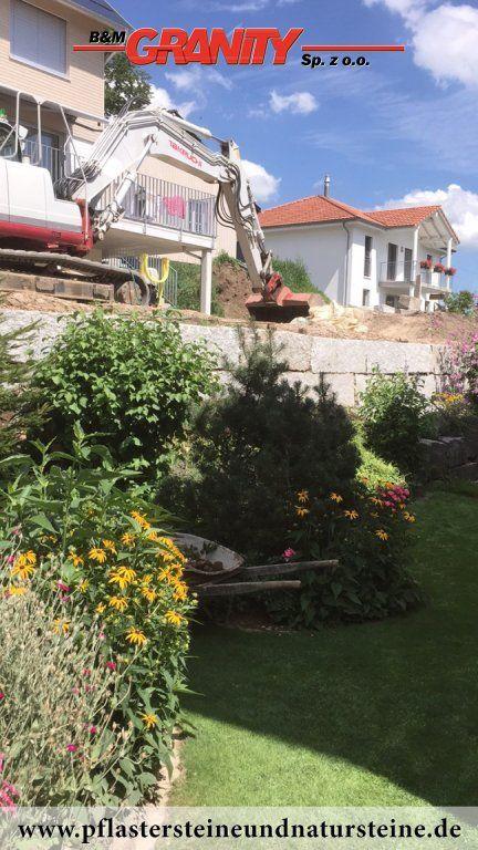 62 besten Naturstein aus Polen im Garten und Landschaftsbereich - garten und landschaftsbau bilder