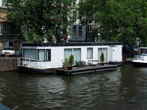 Beautiful Boat Houses | Crazy pics