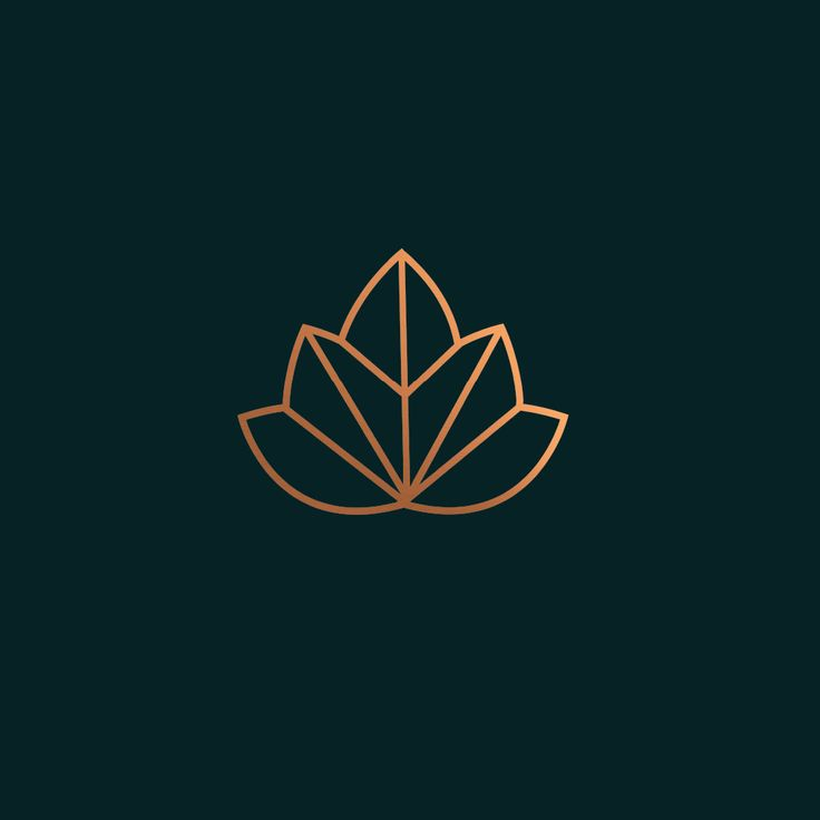 Clean, modern, simple, elegant, timeless logo design using lotus and a maple leaf as inspiration. Logo design for yoga studio, health and wellness groups, jewelry lines, and more! This logo has been sold! Contact me to have a custom logo created for your brand today!