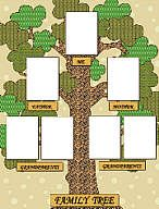 17 Best ideas about Family Tree Diagram on Pinterest | Fill in ...