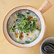 海鮮粥のレシピ・作り方