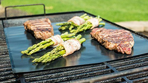 £14.90 (was £22.00). Set of Two BBQ Grill & Baking Mats from Amazon UK