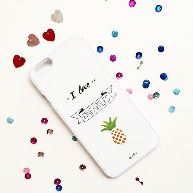 Elsa case. Available for iPhone and Samsung #anukedesign #iphonecase #samsungcase #pineapple