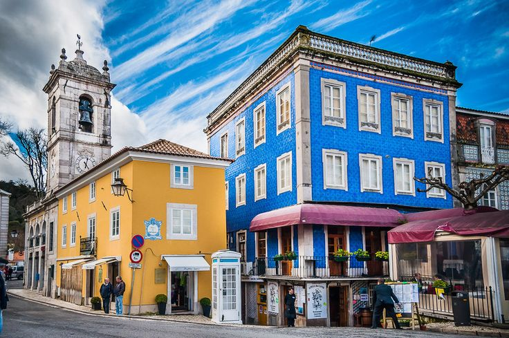 Portugese colour by Mathew Parri Thomas