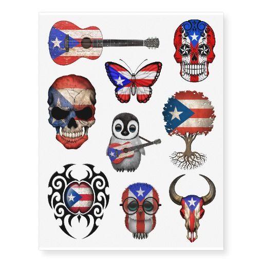 Best 25 puerto rican flag ideas on pinterest puerto for Henna tattoo in puerto rico