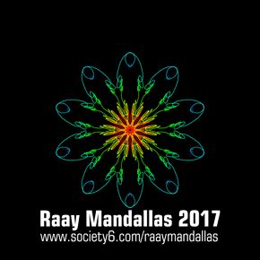 Raay Mandallas 2017! 300 mandalas for your life! Choose your mandala! #mandala #mandalas #gif #animated
