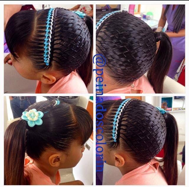 Peinados Colorin Latin American Hairstyles Pinterest