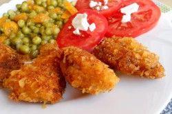 Ten, kdo nemá rád křupavé kuřecí nugetky, neví co je dobré. Je to sice nezdravé, ale o to chutnější. Jednou za čas si snad můžeme dopřát i něco, co ...