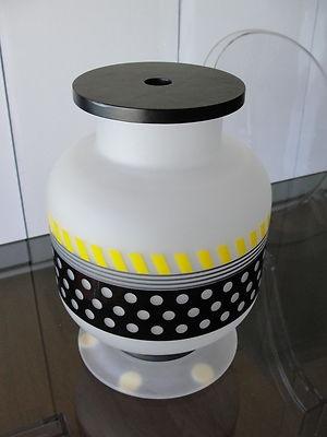 Ettore Sottsass vase 80's