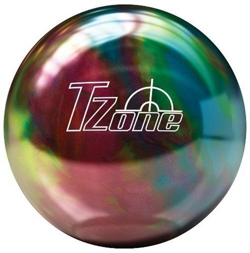 Brunswick TZone Rainbow Twist Bowling Ball (6-Pounds) by Brunswick. $47.48. It's always good to have a spare, and now our already impressive TZone line is better than ever with improved colors that glow even brighter under black light. Get pinpoint accuracy and show your style.