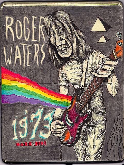Roger Waters by Eduardo S. Rosa, via Flickr