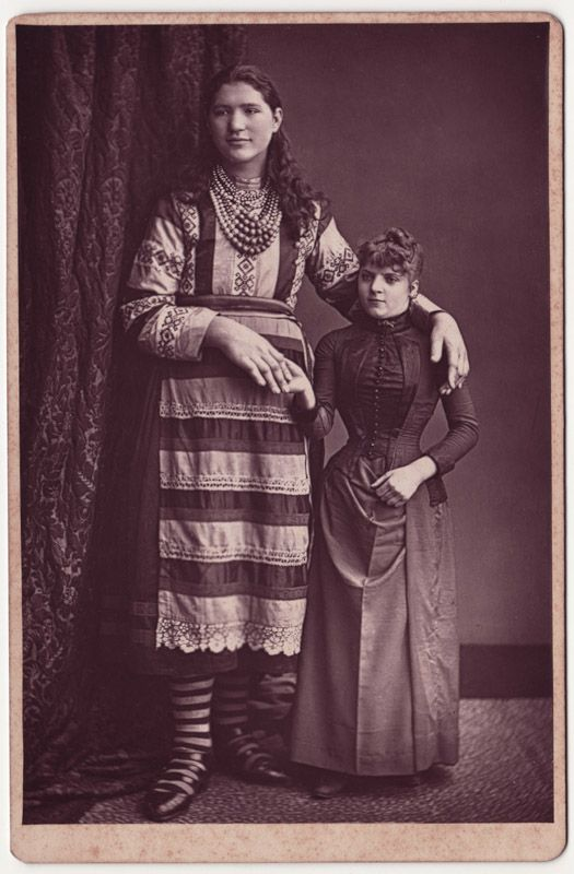 Elizabeth Lyska-1889 giantess